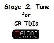 Malone CR TDI - Stage 2 Tune