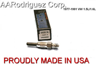 DieselRx glow plug for VW, Audi, and Volvo Cars (1 Plug) DRX00069