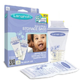 Lansinoh Breastmilk Storage Bags, 25-Count