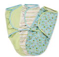 SwaddleMe Adjustable Infant Wrap 3 pack