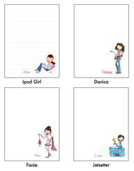 Regular Notepads