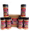 Steak & Burgers Dry Rub 6-pack