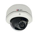ACTi E72 3MP Day/Night IR Outdoor Vandal Fixed Dome IP Network Camera