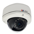 ACTi D82 3MP Day/Night IR Outdoor Vandal Fixed Dome Network Camera