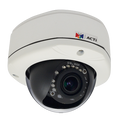 ACTi E86A 3 Megapixel Day/Night IR WDR Vandal Outdoor Dome Network Camera