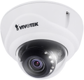 Vivotek FD836B-HTV 2MP Remote Focus Dome Network Camera