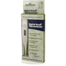 Digital Basal Thermometer for Fertility Charting   Beautyfeatures.ie