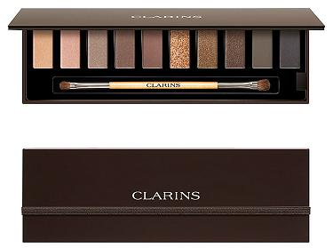 Clarins The Essentials Mineral Eye Makeup Palette | Beautyfeatures.ie