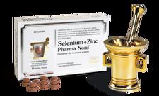 Womens Wellness Pharma Nord Selenium Zinc Tablets | Beautyfeatures.ie