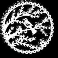 Tutti Designs Bird Branch Chorus Die (Tutti-167)