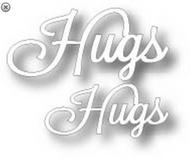 Tutti Designs Word Set - Hugs Die (Tutti-239)