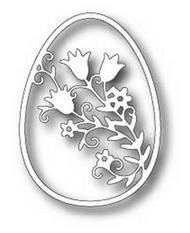 Tutti Designsd - Floral Tulip Egg Die (Tutti-251)