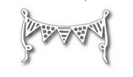 Tutti Designs- Party Banner Craft Die (Tutti-288)