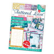 Tattered Lace Die - The Tattered Lace Magazine - Issue 41