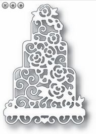 Tutti Designs- Wedding Cake (Tutti-303)
