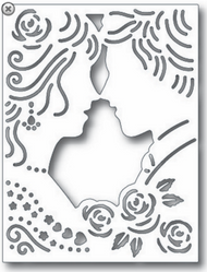 Tutti Designs - Wedding Couple Panel (Tutti-311)