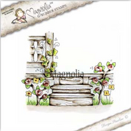 Magnolia Stamps Country Girl 2017 - Grandpa's Porc