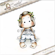 Magnolia Stamps Country Girl 2017 - Porch Tilda