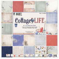 49 and Market - Cottage Life Collection 8 x 8