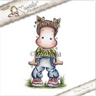 Magnolia Stamps Yay It's Your Birthday 2017 - Sweet Pants Tilda