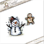 Magnolia Stamps - Christmas Party - Snowman Kit