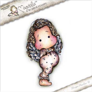 Magnolia Stamps - Christmas Party - Divine Angel Tilda