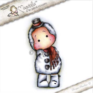 Magnolia Stamps - Christmas Party - Frozen Tilda