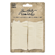 Tim Holtz Idea-Ology Tissue Fringe - Cream