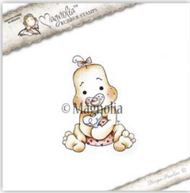 Magnolia Stamps You Are Invited - Adorable Tilda