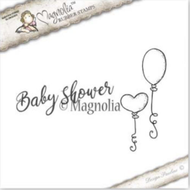Magnolia Stamps You Are Invited - Baby Shower Kit