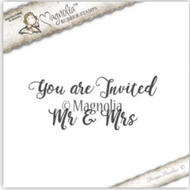 Magnolia Stamps You Are Invited - You Are Invited Kit