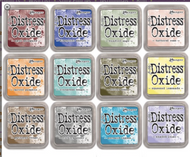 Tim Holtz Distress Oxide NEW 2018 Colors - PreOrder (view)  Details Images & Videos Inventory Options & SKUs Custom Fields Other Details