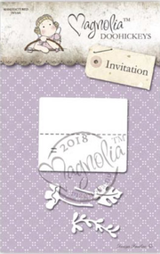 Magnolia DooHickey - You Are Invited - Invitation