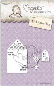 Magnolia DooHickey - You Are Invited - House Tag