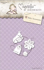 Magnolia DooHickey - You Are Invited - Baby Accessories