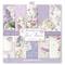 Stamperia - 12 x 12 Paper Pad - Lilac