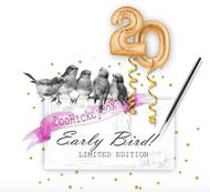 Magnolia Stamp DooHickey Club Vol. 20 Limited Edition