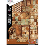 Ciao Bella - Codex Leonardo - A4 Creative Pad