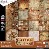 Ciao Bella - Codex Leonardo - 12 x 12 Paper Pad