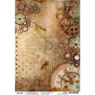 Ciao Bella - Codex Leonardo - Rice Paper - La mente di Leonardo