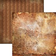 Ciao Bella - Codex Leonardo - 12 x 12 Sheet Studi e progetti