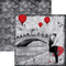 Ciao Bella - Loving The Rain - 12 x 12 Paper Pad 4