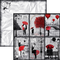 Ciao Bella - Loving The Rain - 12 x 12 Paper Pad 5