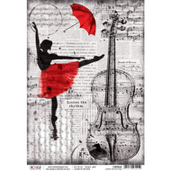 Ciao Bella - Loving The Rain - Rice Paper - Listen The Rhythm