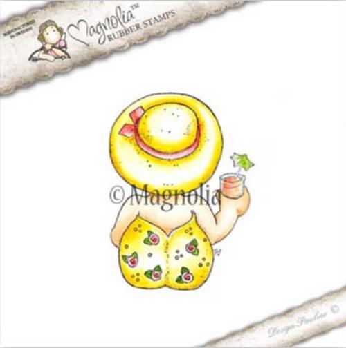 Magnolia Stamps Pool Party - Hello Weekend Tilda