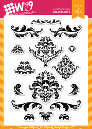 Wplus9 Damask Delight