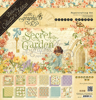 Graphic 45 - Secret Garden - Deluxe Collector Edition (4501421)