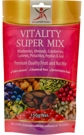 Trail Mix - Vitality Super Mix