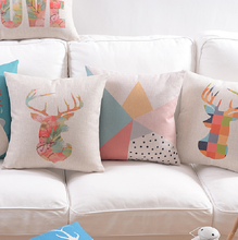 Pastel Scandinavian Cushion Covers