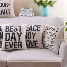 Inspirational Words Cushion Collection